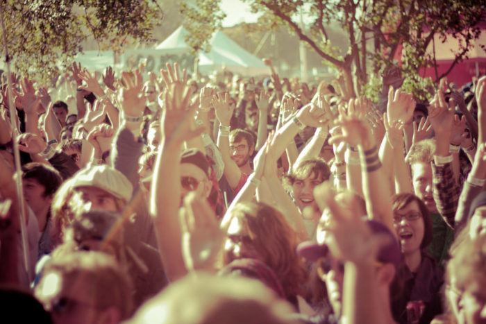 6. We have festivals all year long, and they're the best! Like this one: Fun Fun Fun Fest.