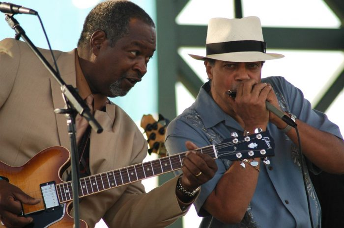 7. King Biscuit Blues Festival (Helena)