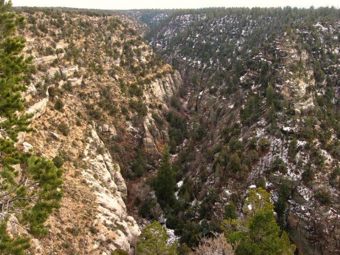 15. Walnut Canyon