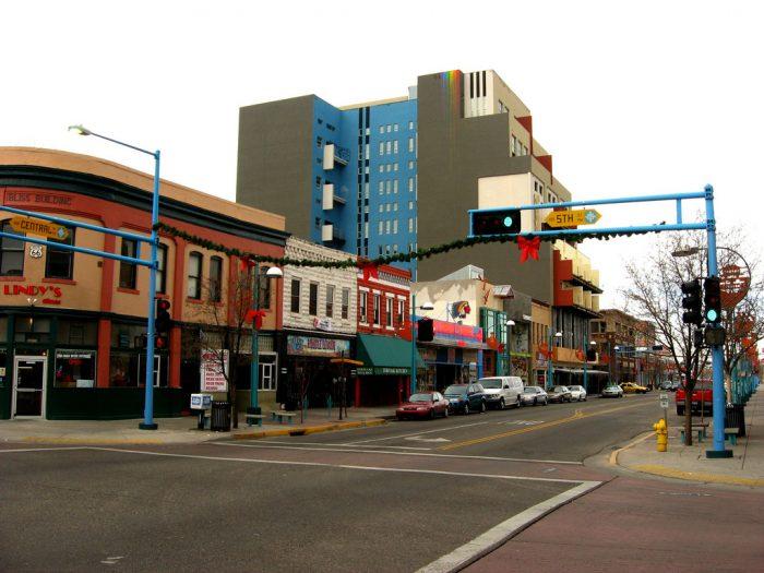 8. Great for foodies: Albuquerque (population 545,852)