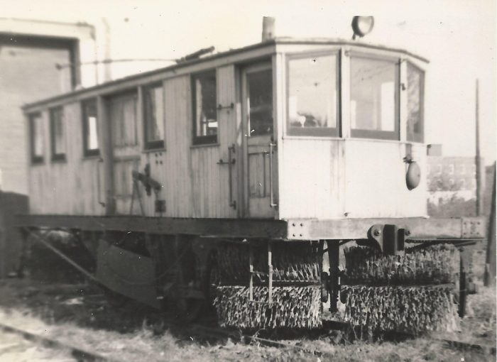 7. Abandoned Railway Sweeper, 1939