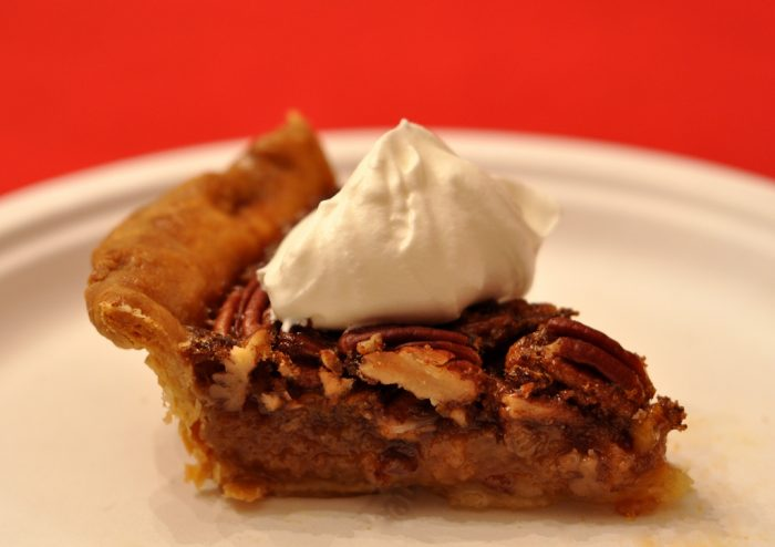 19. Try your hand at pecan pie, with some of the best pecans in the world. Your neighbors will thank you.