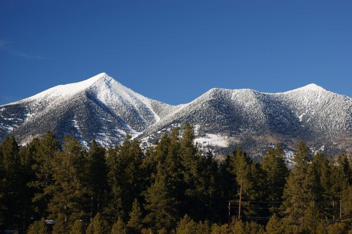4. Head out for a refreshing weekend in Flagstaff.