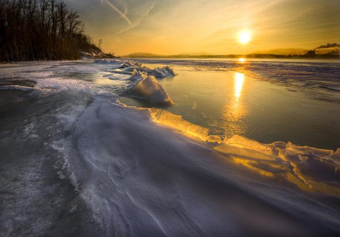 9.  Ice age.