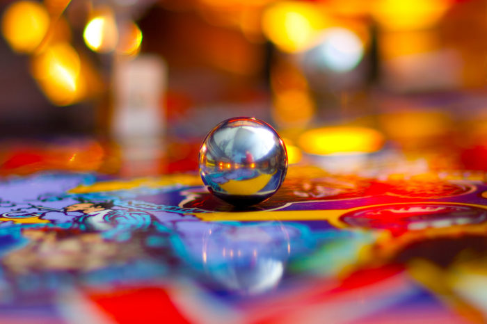 1. When playing a pinball machine, you may not win more than 25 free games as a reward.