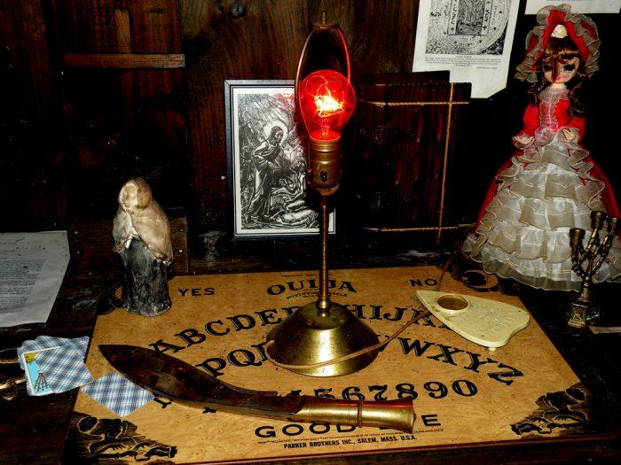 7. The Warren's Occult Museum (Monroe)