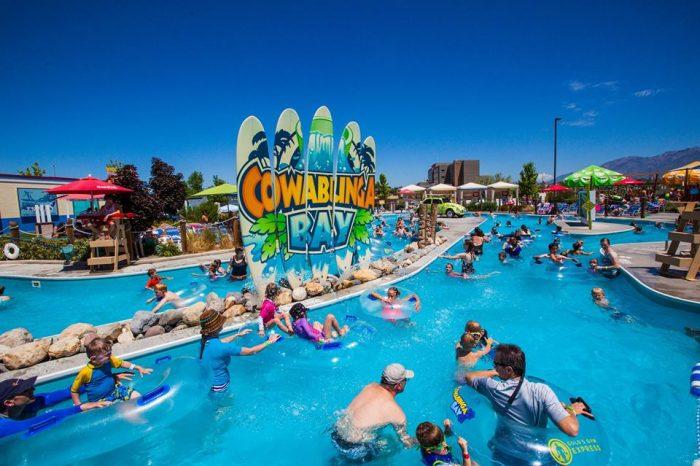 12. Utah's Water Parks
