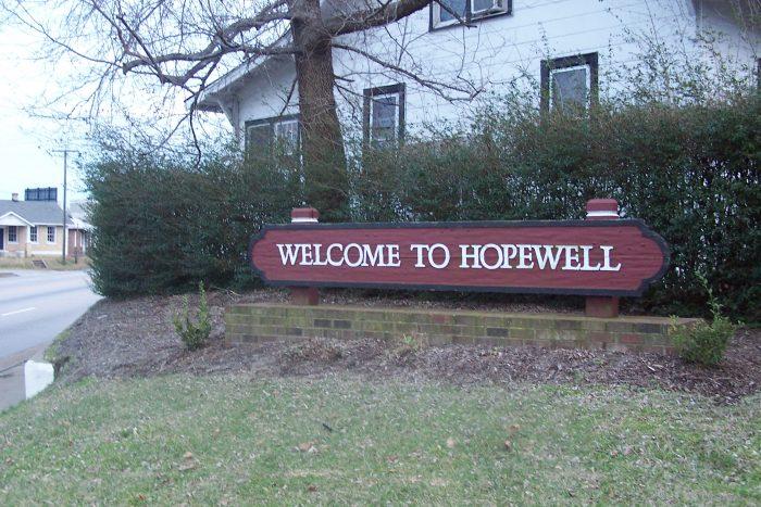 5. Hopewell
