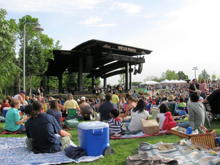 4. Outdoor Concerts