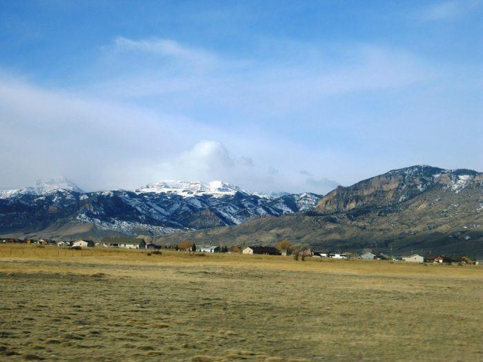 2. Wyoming: Cody