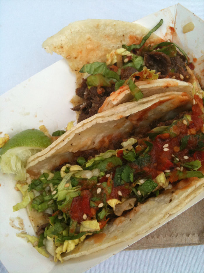 6. We can't even remember what Austin was like before these tasty Korean-Mexican fusion tacos from Chi'Lantro came about.