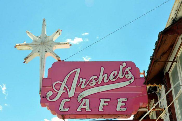 1. Arshel's Cafe, Beaver