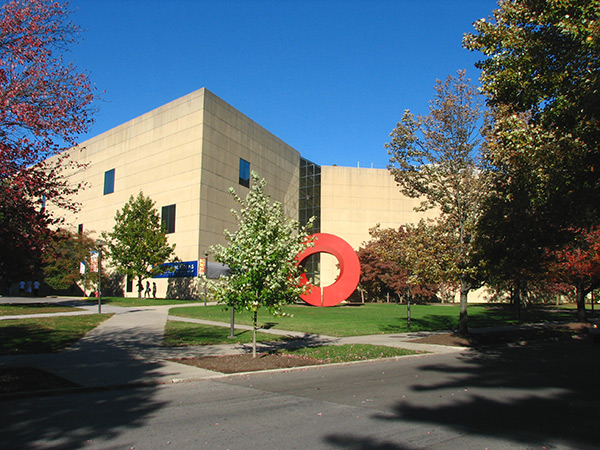 6. Get Cultured at the Indiana University Art Museum