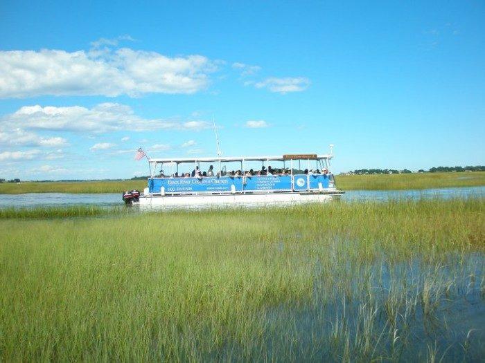 Massachusetts: Essex River Cruises