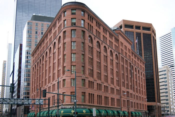 3. Brown Palace Hotel