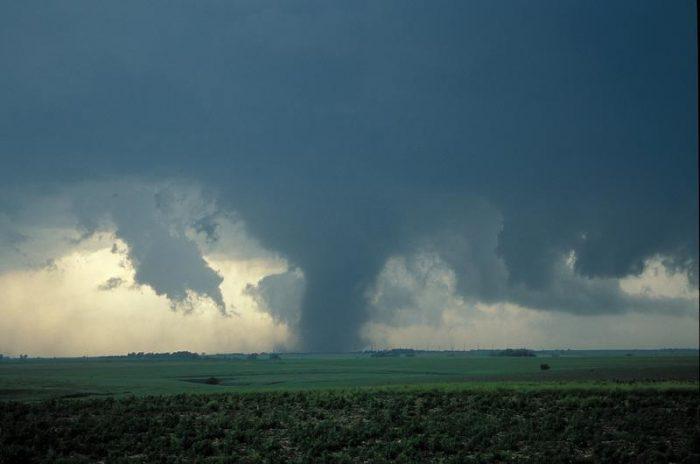 12. Tornado season is well underway.