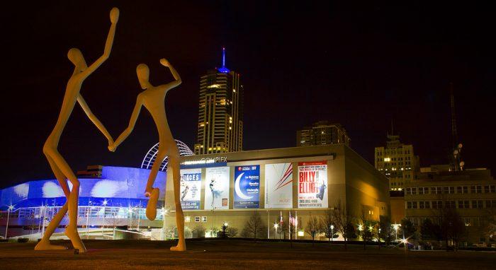 7. Denver Center for the Performing Arts