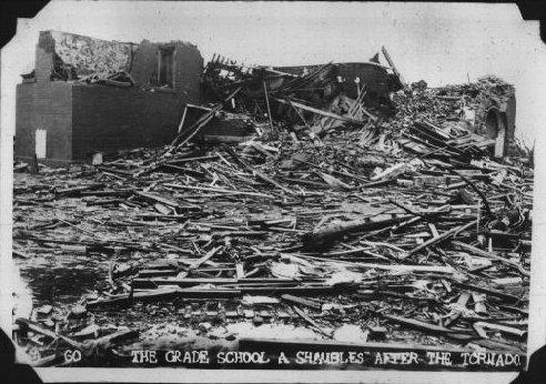 The tornado with the highest number of fatalities (80) took place on May 25, 1955 in Sumner County.