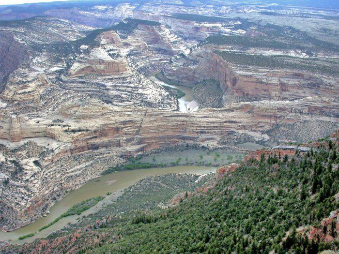 13. Dinosaur National Monument