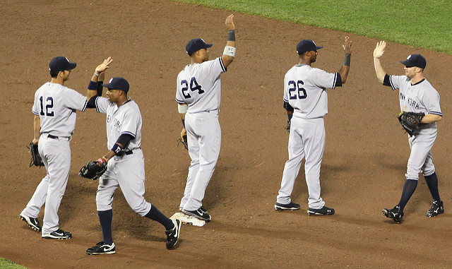 9. The Yankees.