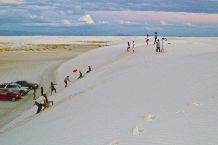 And let's not forget White Sands.
