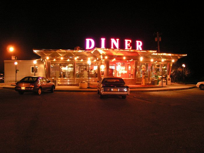 4. Whately Diner, Whatley