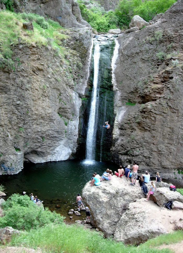 9 awesome summer swimming holes in idaho - Camping near me with swimming pool ...