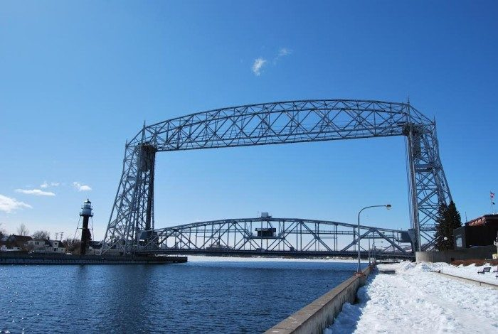 17. Tour Canal Park in Duluth. Experience the history of the port and marvel at the shore and bridge. All the paths along the lake walk are accessible.
