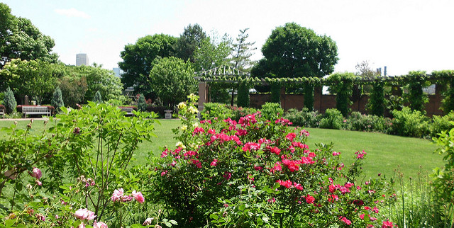 11. White River Gardens - Indianapolis