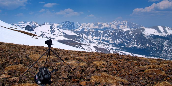 4. Picture perfect Mount Audubon in Indian Peaks Wilderness