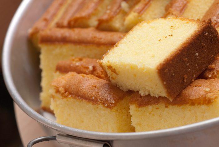 13. Butter Cake