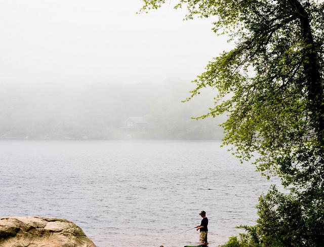 1. Watchaug Pond, Charlestown
