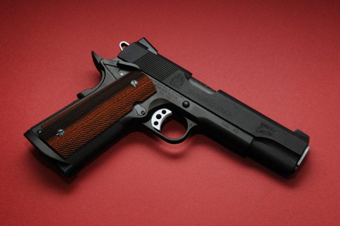 9. Guns