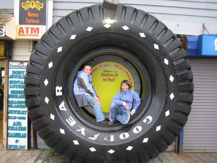 12. Goodyear Tire