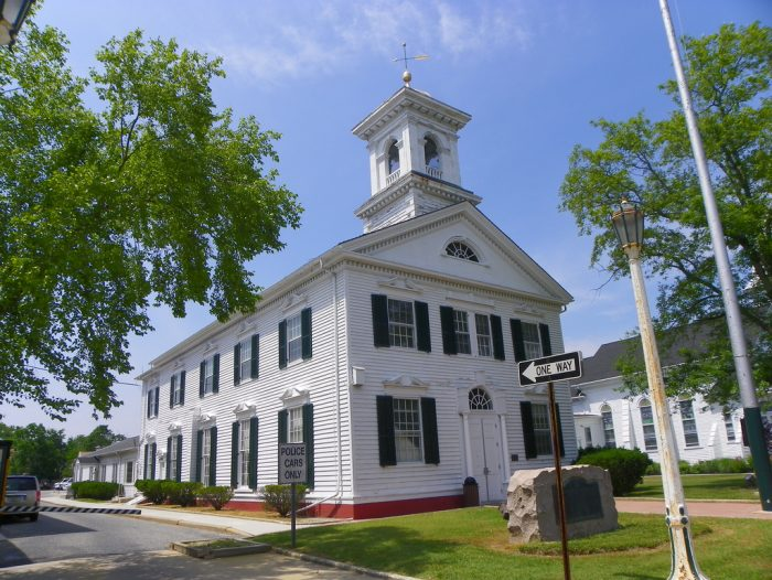 5. Cape May Court House