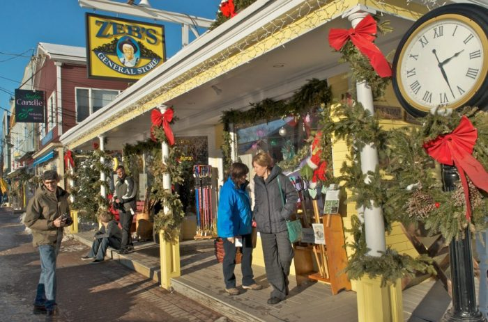 5. Zeb's General Store, North Conway