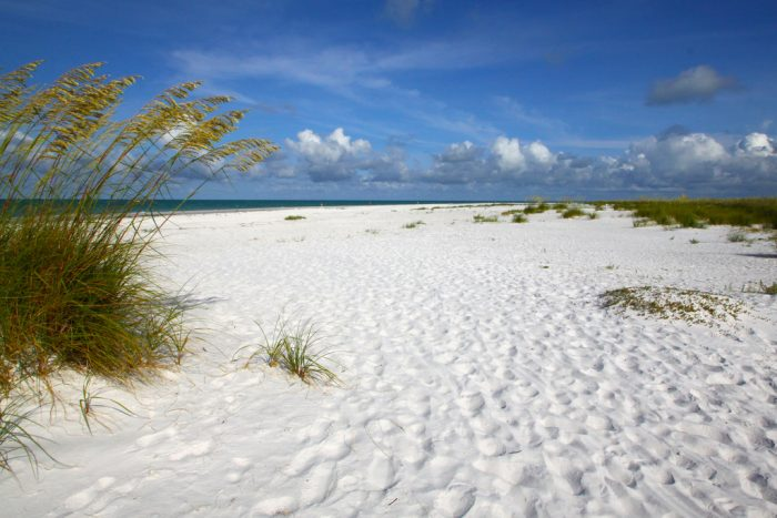 1. We're surrounded by some of the most beautiful beaches in the world.