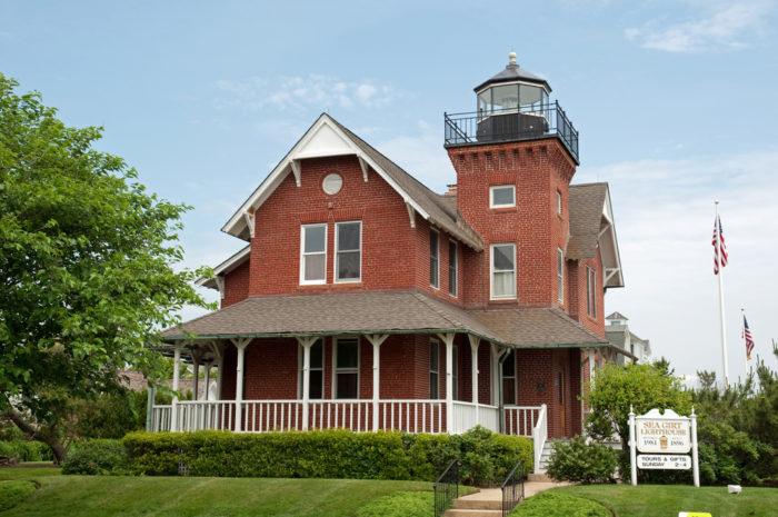 4. Sea Girt Lighthouse, Sea Girt