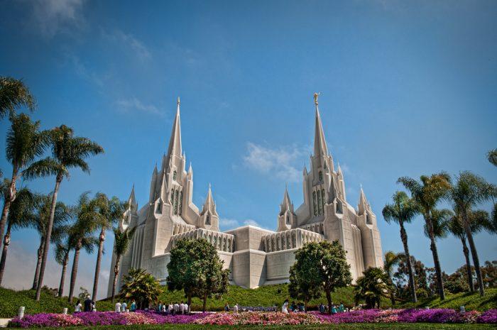 2. San Diego California Temple