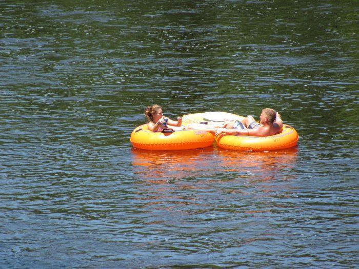 9. Float Trips