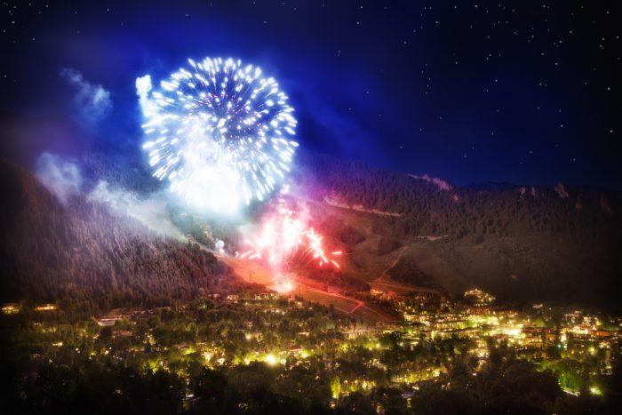 """16. Aspen: the """"Sleepy Little Mountain Town"""""""