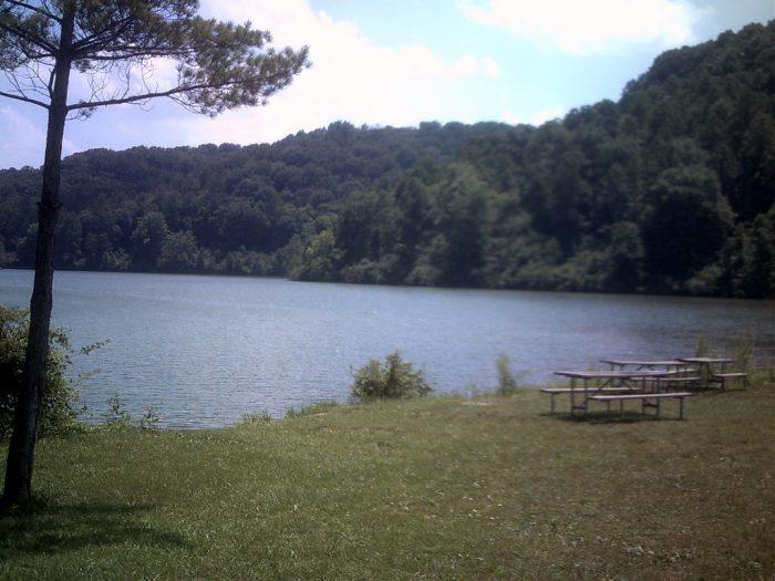 9. Dow Lake (Athens County)