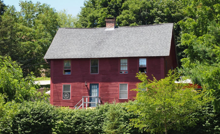 10. The vibe and architecture of Connecticut's Colonial-style towns transport you to another time and are much more unique than modern towns and homes.