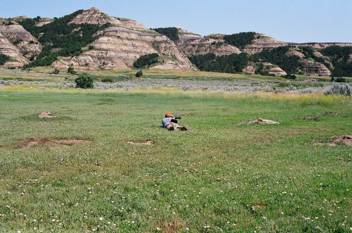 North Dakota: Prairie Dog Town Trail