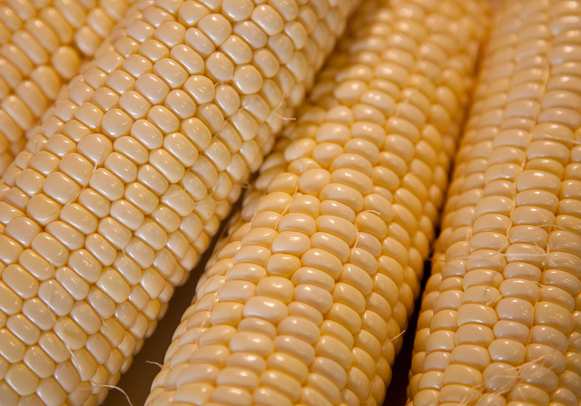 10. When it comes to sweet corn, you keep your standards pretty high.