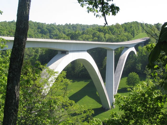 7. A little Natchez-Trace action, going on here.