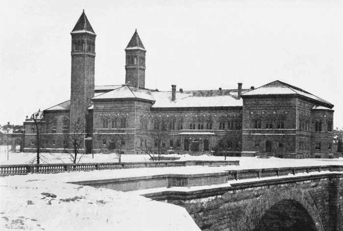 2. Carnegie Institute of Technology - 1901