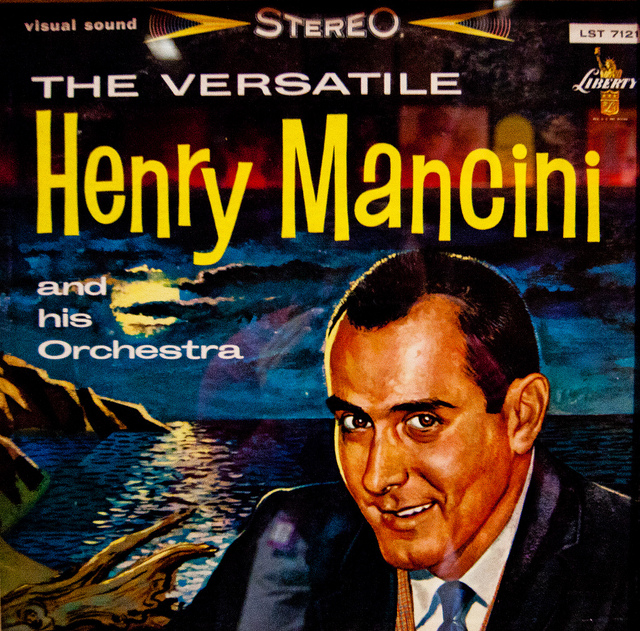 Henry Mancini - Composer/Conductor