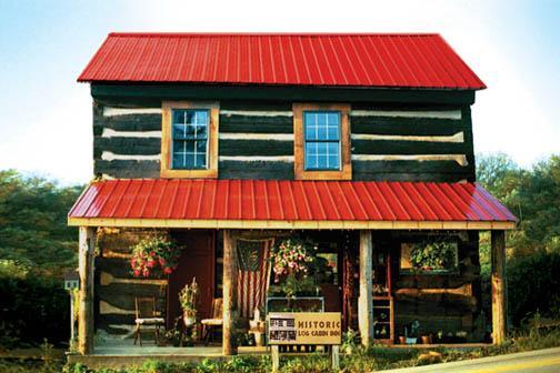 6. Historic Log Cabin Inn