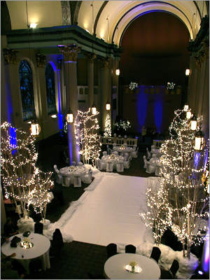 5. The Priory's Grand Hall